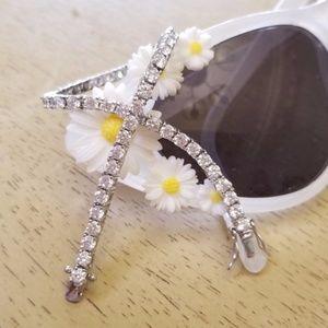 18k Swarovski Tennis Bracelet